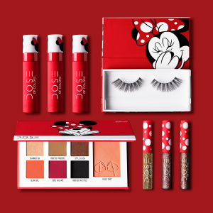dose of colors minnie mouse collection