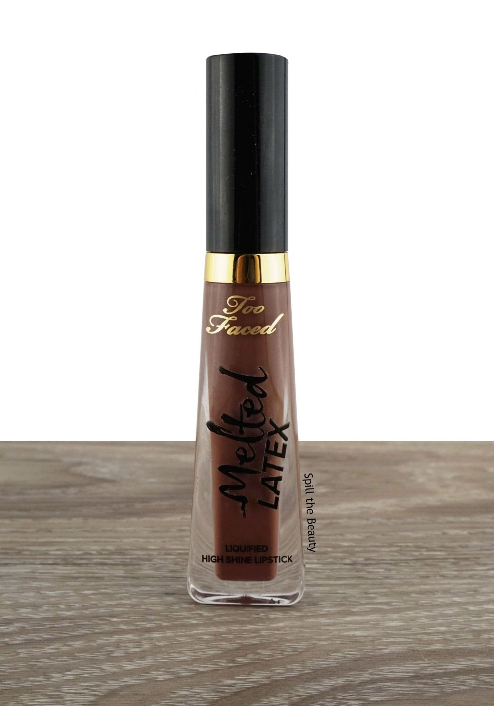 "Lip Swatch Sunday – Too Faced Melted Latex ""Strange Love"""