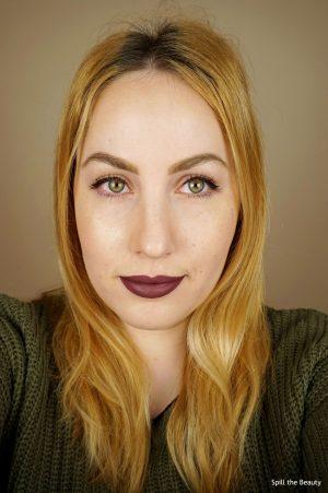 give me glow autumns soul liquid lipstick swatch comparison dupe