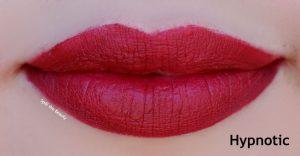 annabelle hypnotic BigShow Matte Liquid Lipstick lip swatch