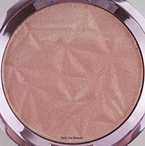 becca lilac geode review