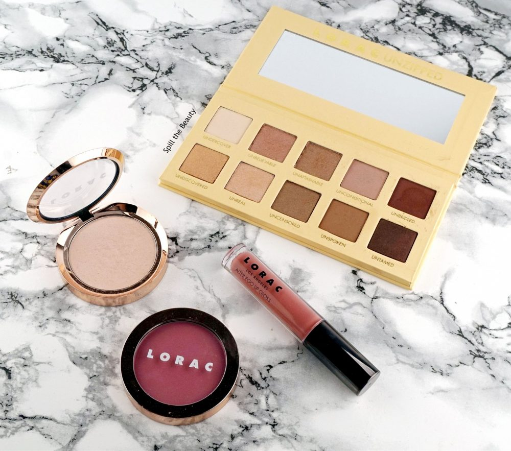 Lorac Cosmetics is coming to Canada