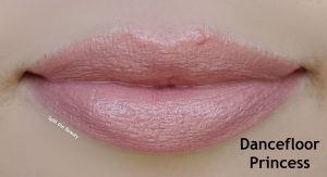 charlotte tilbury hot lips 2 review swatches dancefloor princess