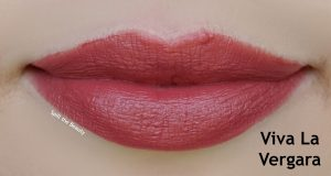 charlotte tilbury hot lips 2 review swatches viva la vergara