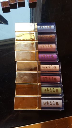 Stila Suede Shade Liquid Eyeshadow