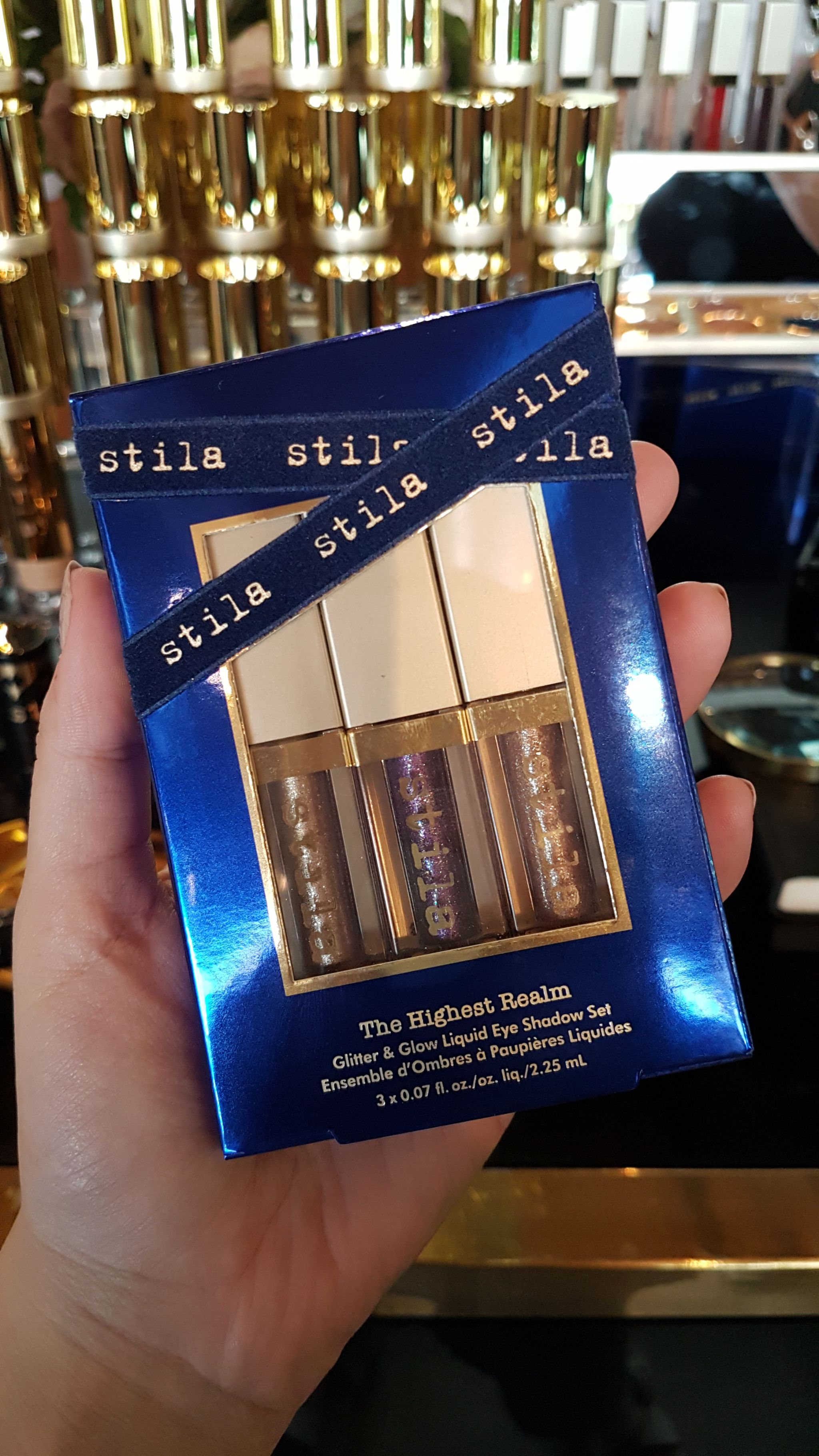 Image result for stila holiday 2019