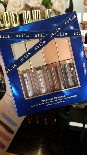 Stila holiday 2019 glitter and glow set
