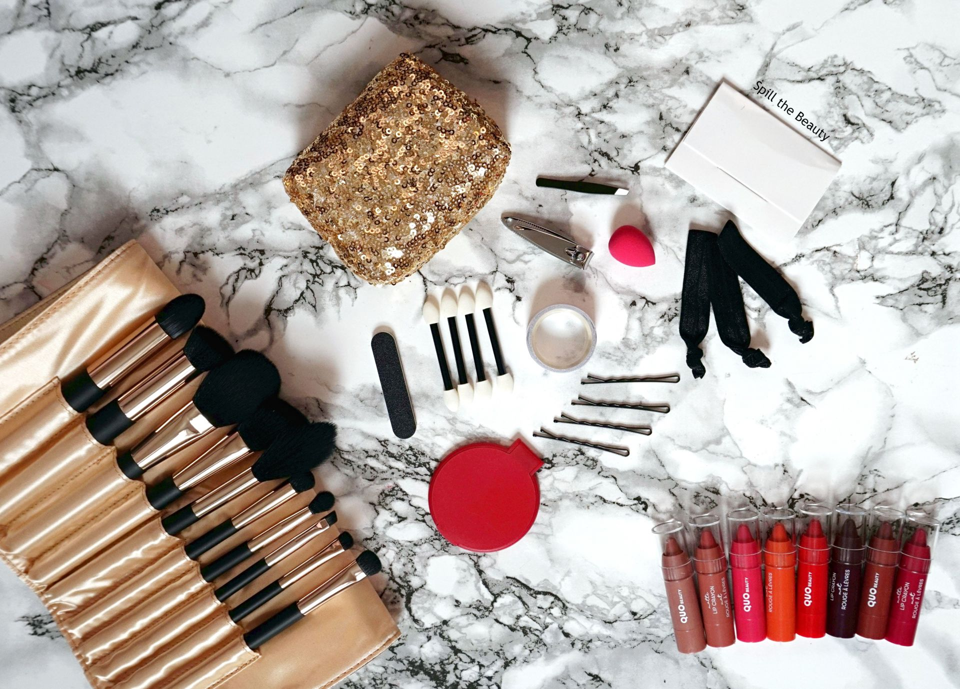 Gift Guide 2019 - Spill the Beauty