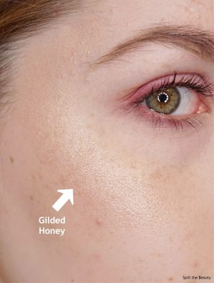 laura geller gilded honey review swatches