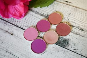 Coastal Scents Eyeshadow Singles