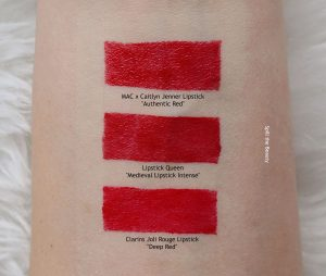 lipstick queen medieval lipstick intense swatches