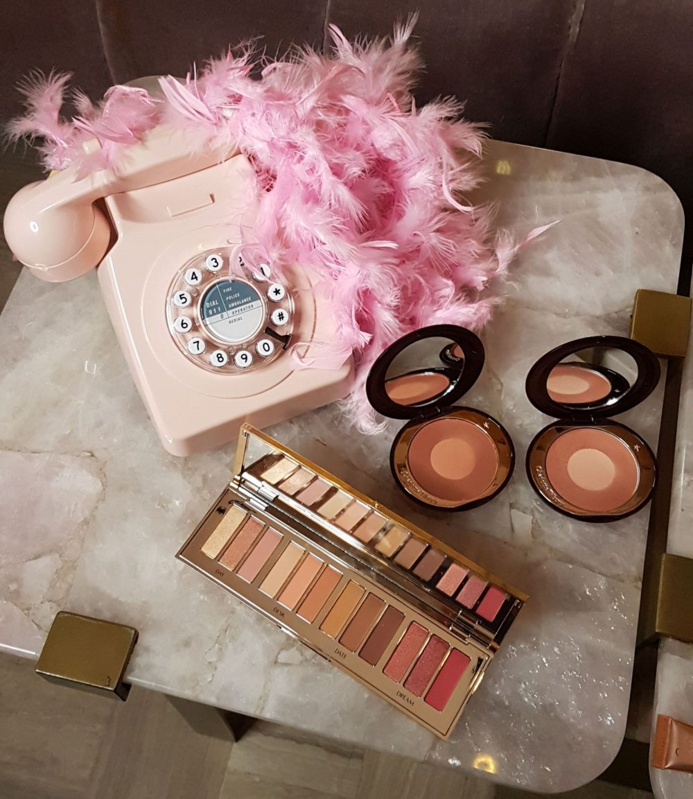 "Charlotte Tilbury ""Pillow Talk"" Extended Collection Launch"