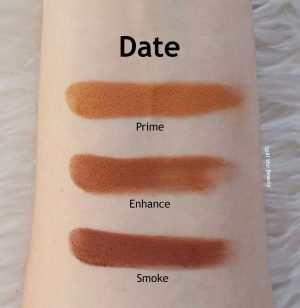 charlotte tilbury instant eye pillow talk date swatches