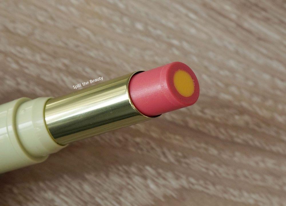 skincare pixi lip brightener peach pout