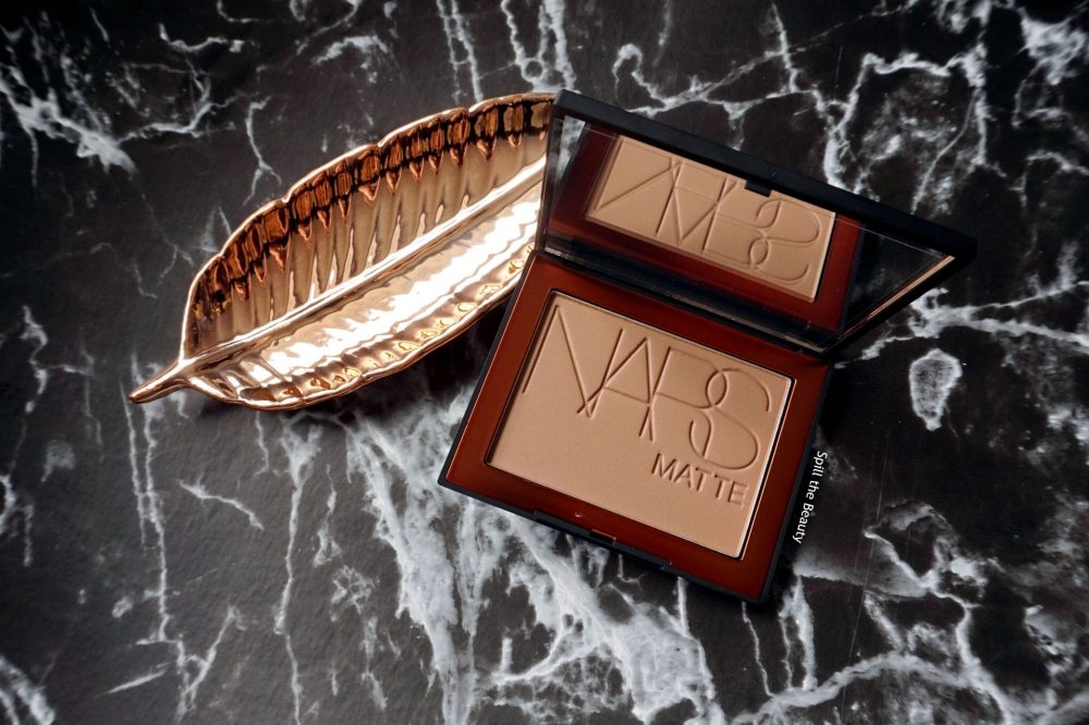 "NARS Matte Bronzing Powder ""Vallarta"" – Review, Swatches, Before & After"