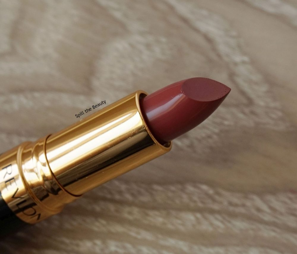 "Lip Swatch Sunday – Revlon ""Desert Escape"""