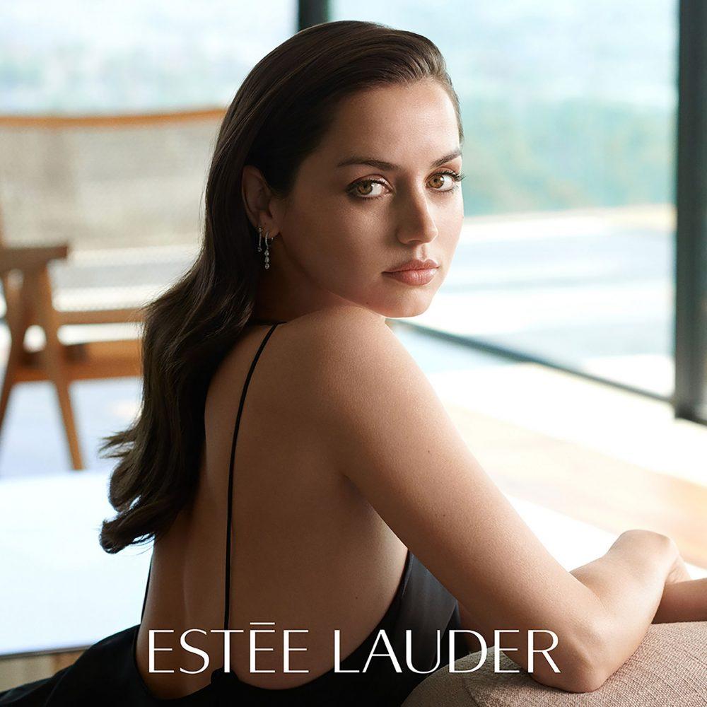 Beauty News: Estée Lauder Signs Ana de Armas as the New Global Brand Ambassador