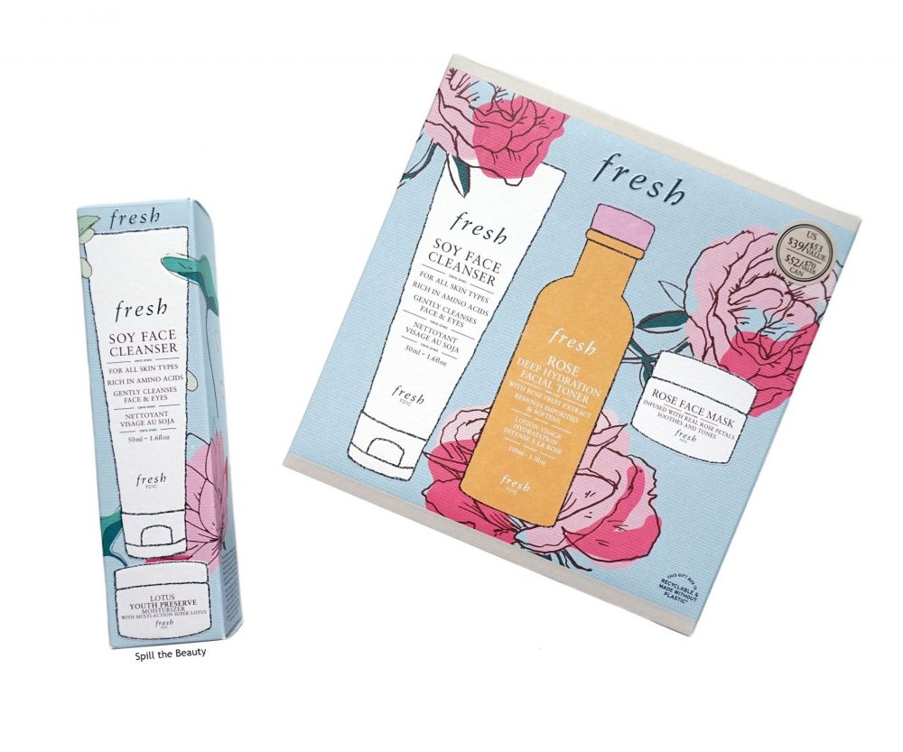 New in Beauty: Fresh Spring Sets